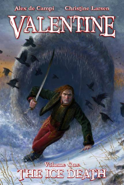Valentine: The Ice Death