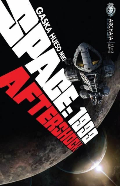 Space: 1999 - Aftershock