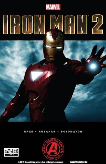 Marvel's Iron Man 2 Adaptation