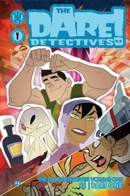 The Dare Detectives!