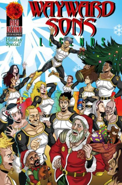 Wayward Sons: Legends Holiday Special 2010