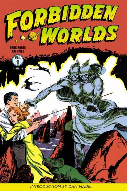 Forbidden Worlds Archives