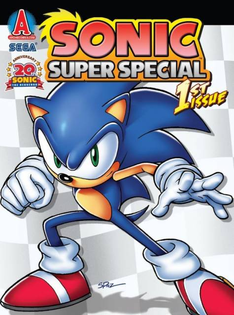 The Collector: Sonic Super Special Magazine