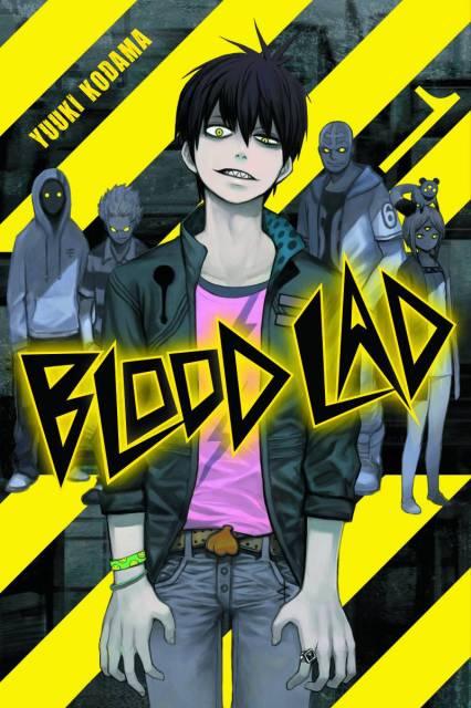 Blood Lad Omnibus