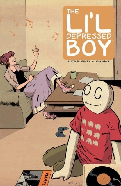 The Li'l Depressed Boy: She is Staggering