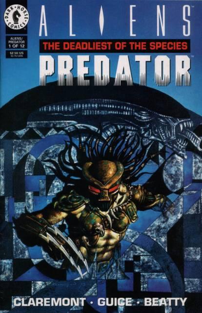 Aliens/Predator: The Deadliest of the Species