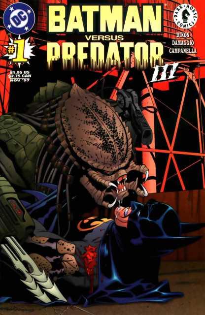 Batman Versus Predator III