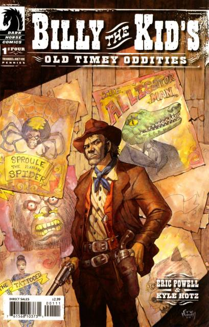 Billy the Kid's Old-Timey Oddities