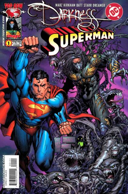 The Darkness / Superman