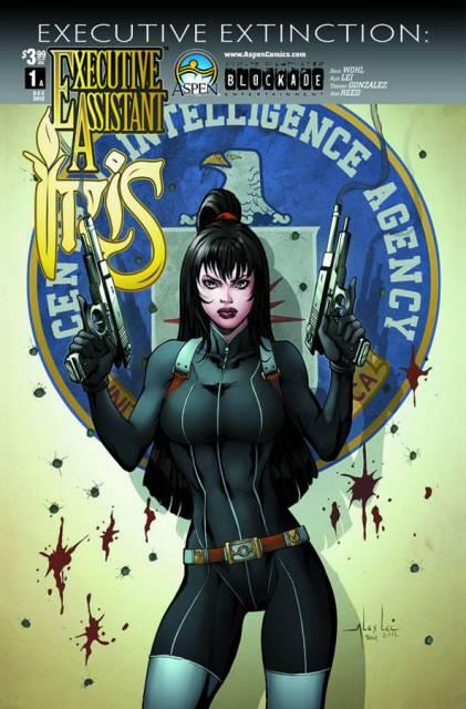 Executive Assistant Iris