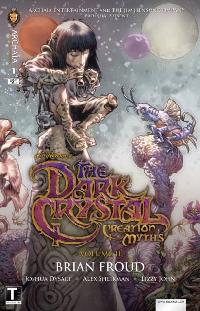 Jim Henson's The Dark Crystal: Creation Myths