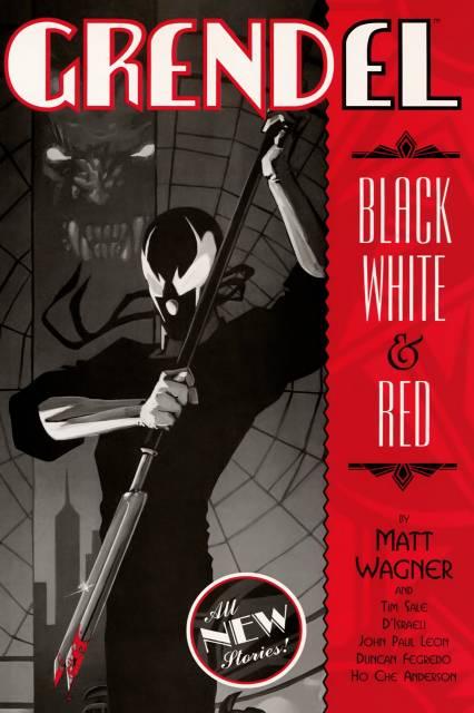 Grendel: Black, White, and Red