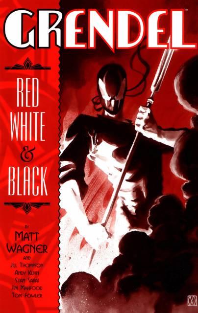 Grendel: Red, White, and Black