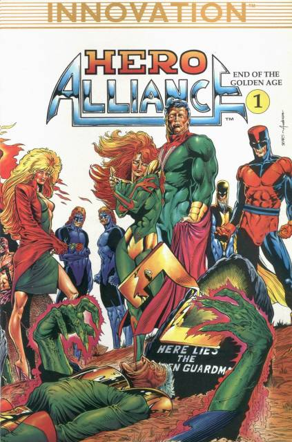 Hero Alliance: End of the Golden Age