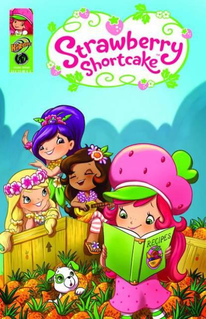 Strawberry Shortcake Digest
