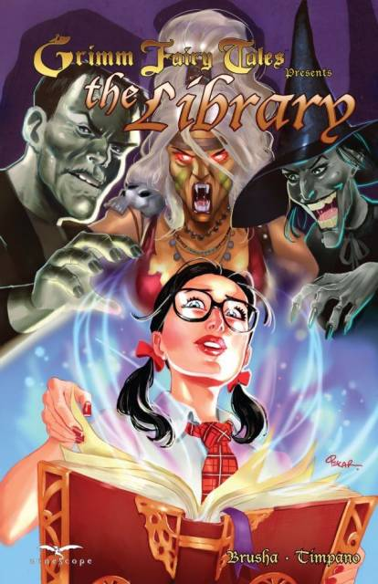 Grimm Fairy Tales presents The Library