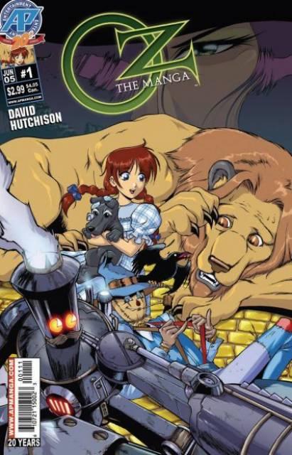 Oz: The Manga
