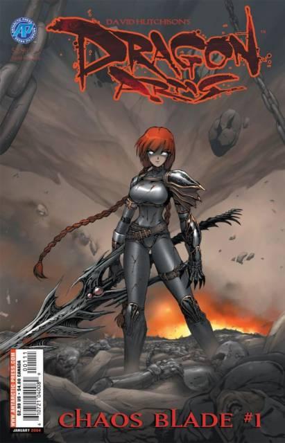 Dragon Arms: Chaos Blade