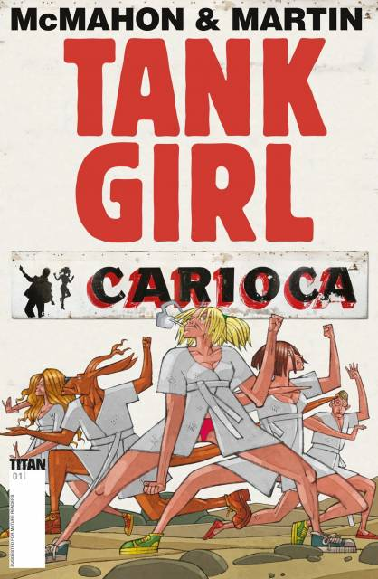 Tank Girl: Carioca