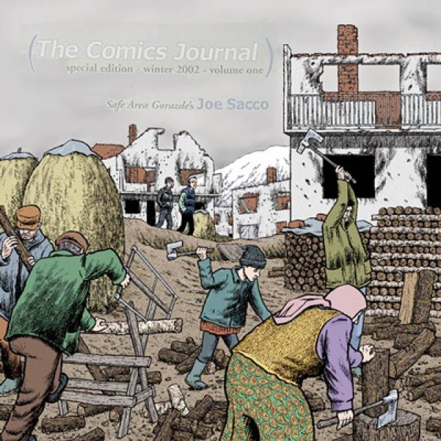 The Comics Journal Special Editions