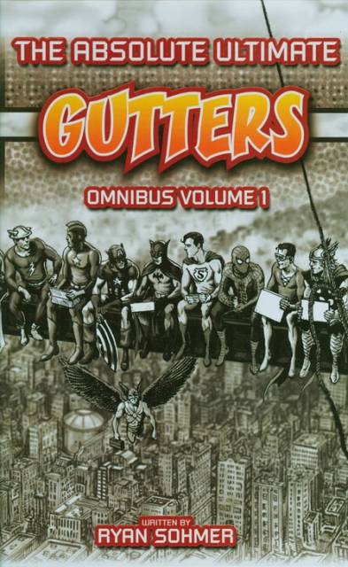 The Absolute Ultimate Gutters Omnibus