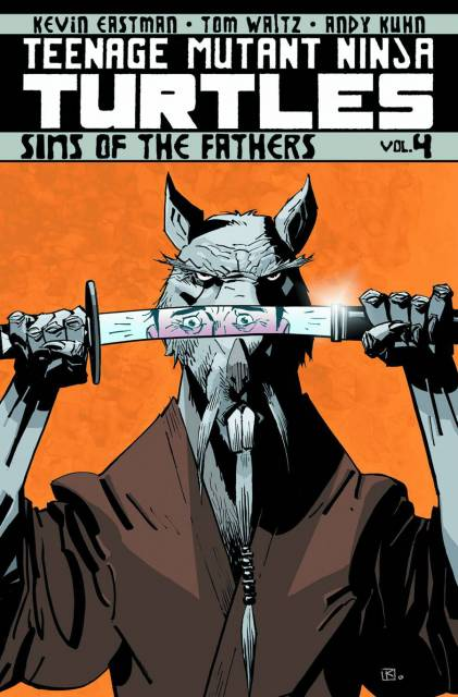 Teenage Mutant Ninja Turtles: Sins of the Fathers