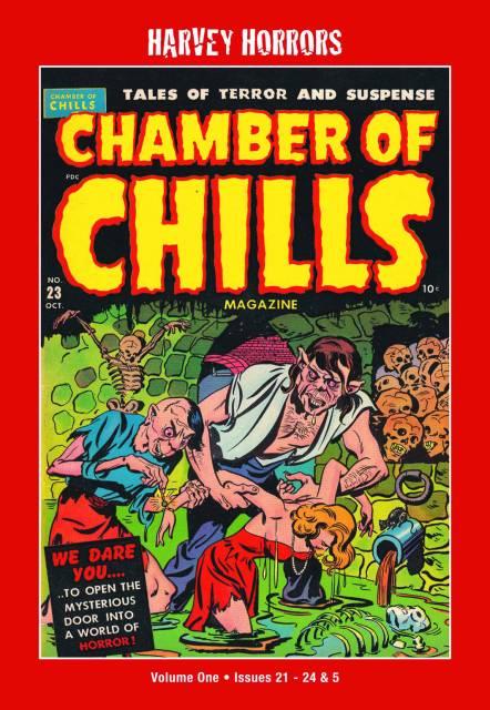 Harvey Horrors: Chamber of Chills