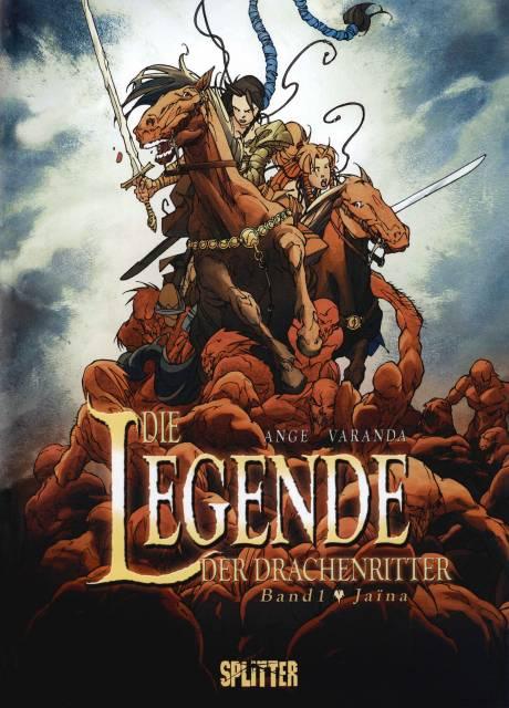 Die Legende der Drachenritter