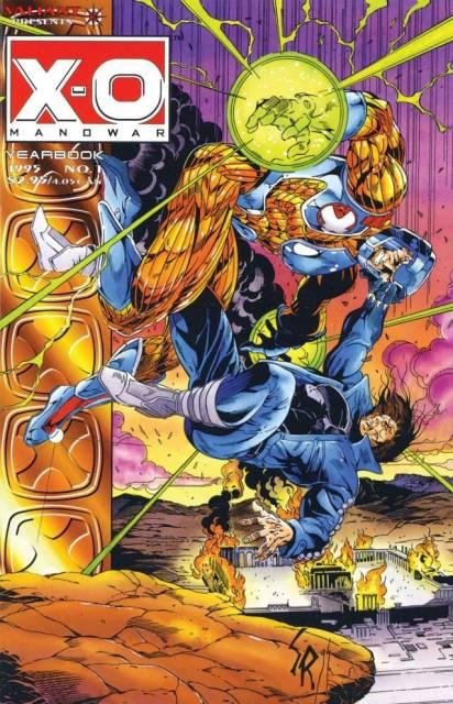X-O Manowar Yearbook