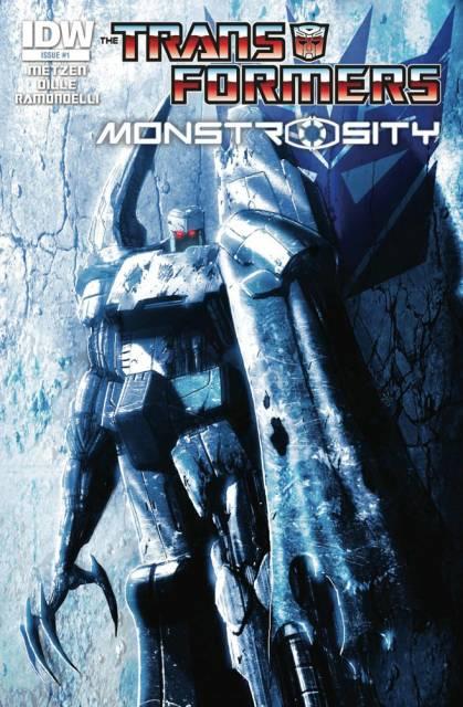 The Transformers: Monstrosity