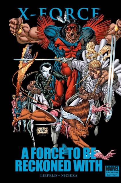 X-Force: A Forced To Be Reckoned With