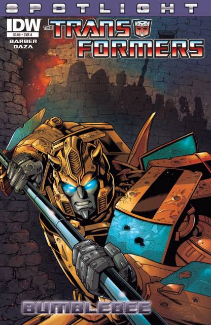 The Transformers Spotlight: Bumblebee