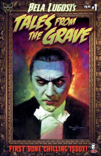Bela Lugosi's Tales From The Grave