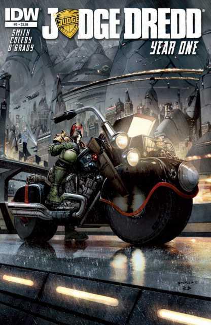 Judge Dredd: Year One