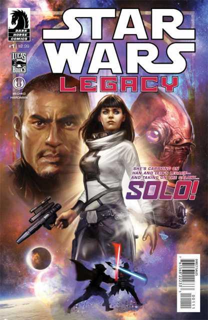 Star Wars: Legacy