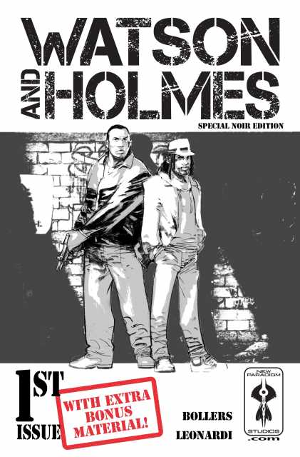 Watson and Holmes - Noir Edition