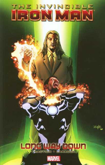Invincible Iron Man: Long Way Down