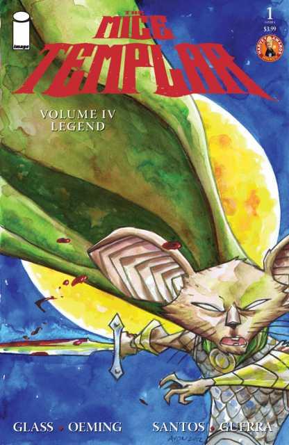 The Mice Templar, Volume IV: Legend