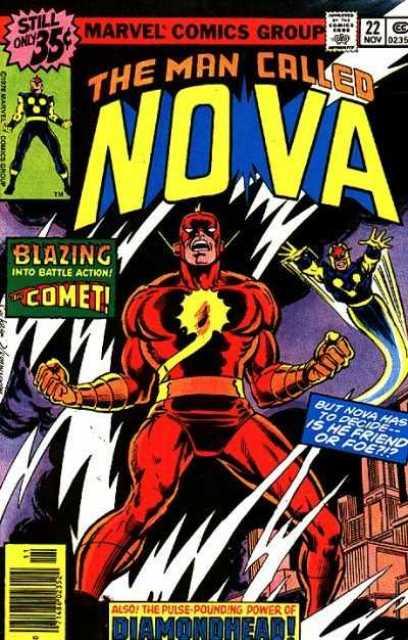 The Man Called Nova