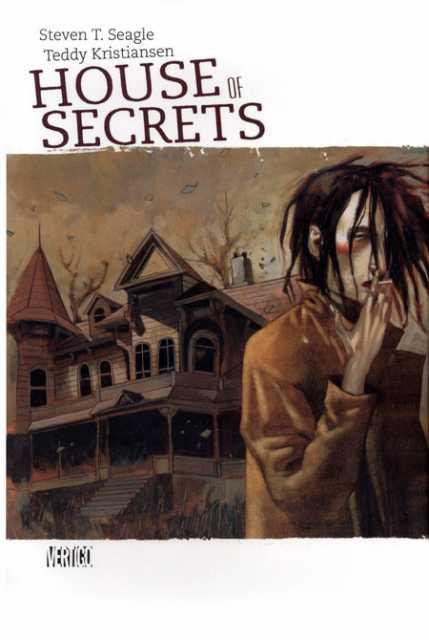 House of Secrets Omnibus