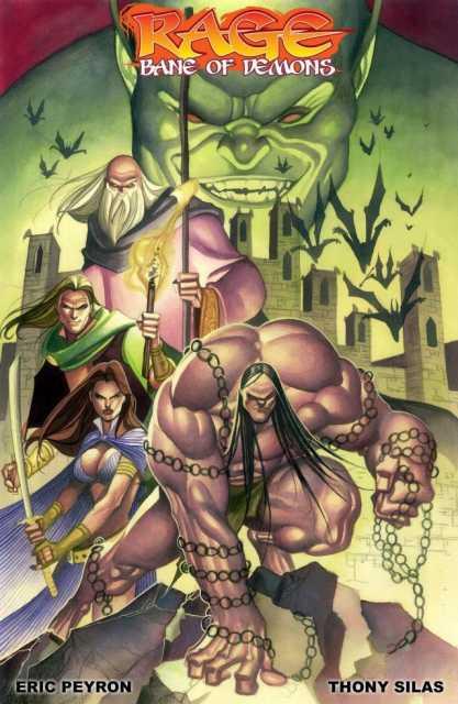Rage: Bane of Demons