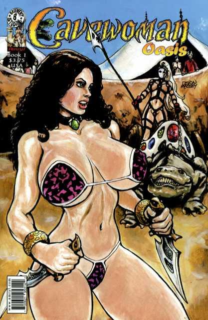 Cavewoman: Oasis