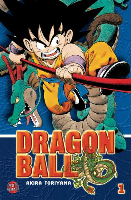Dragon Ball - Sammelband-Edition
