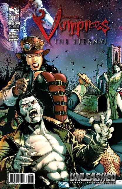 Grimm Fairy Tales presents Vampires: The Eternal