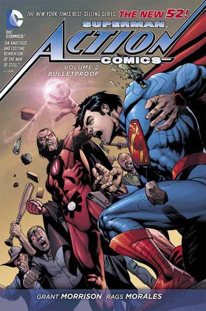 Action Comics: Bulletproof
