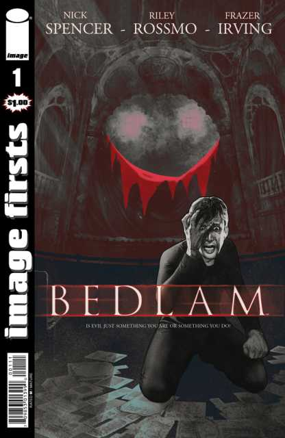 Image Firsts: Bedlam