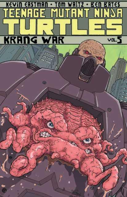 Teenage Mutant Ninja Turtles: Krang War