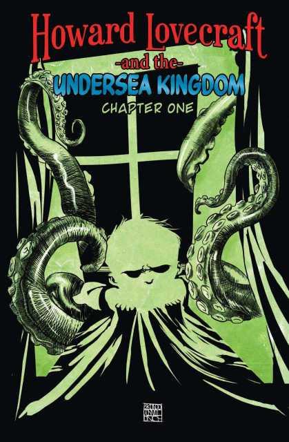 Arcana Studio Presents Howard Lovecraft and the Undersea Kingdom