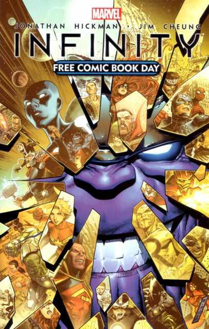 Free Comic Book Day 2013 (Infinity)