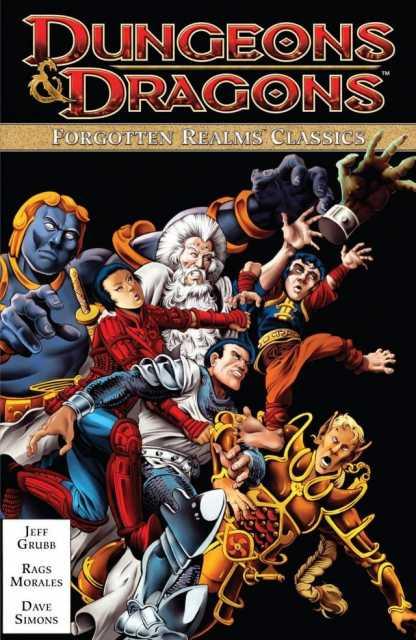 Dungeons & Dragons: Forgotten Realms Classics